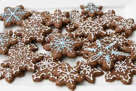 рецепты рождественской выпечки