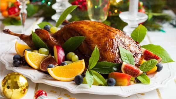 простые рецепты на Рождество