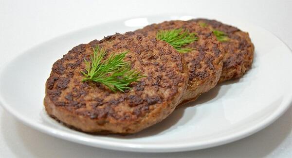 Рецепт оладьев из печени