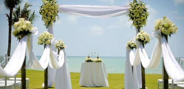 Празднование свадьбы по годам