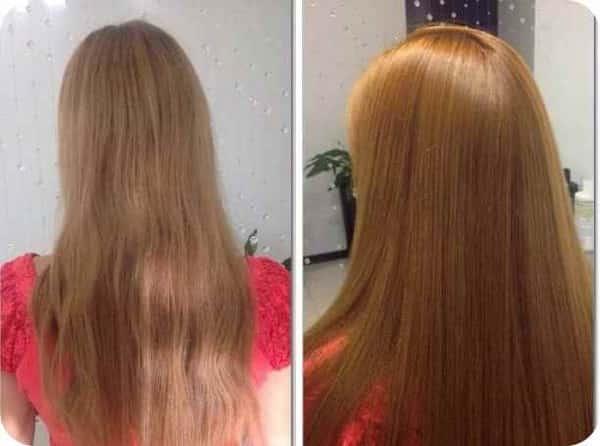 Окрашивание волос хной фото