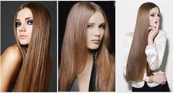 Прически на длинные прямые волосы