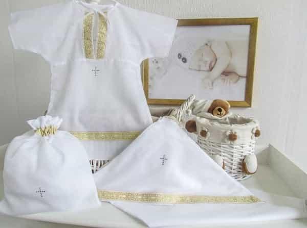 Крестильный набор для малыша