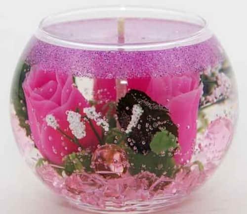Гелевые свечи в домашних условиях