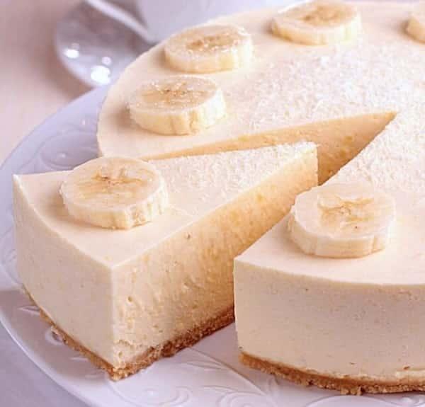 Десерты на новый год: творожный чизкейк
