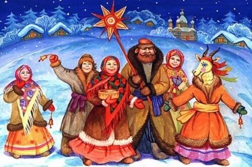 Колядки и щедровки на Старый Новый год 2018
