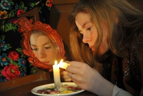 Гадания со свечей
