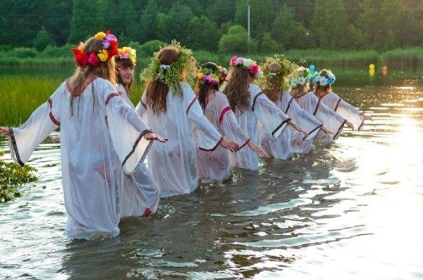 Ивана Купала 2018 года: какого числа, история, традиции и приметы. Ритуалы и обряды на праздник