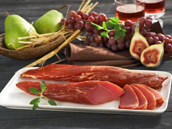 Вяленое мясо в домашних условиях из свинины в холодильнике