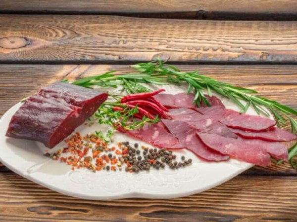 Вяленое мясо в домашних условиях из индейки