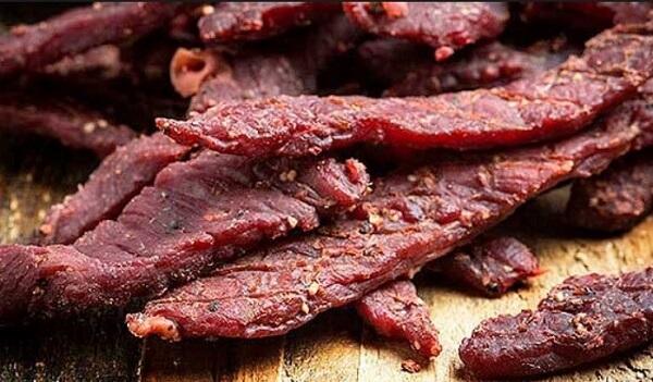 Вяленое мясо в домашних условиях из говядины
