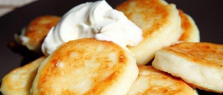Сырники из творога: рецепт с манкой