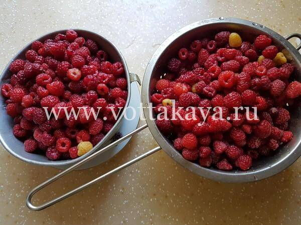 Варенье из малины на зиму