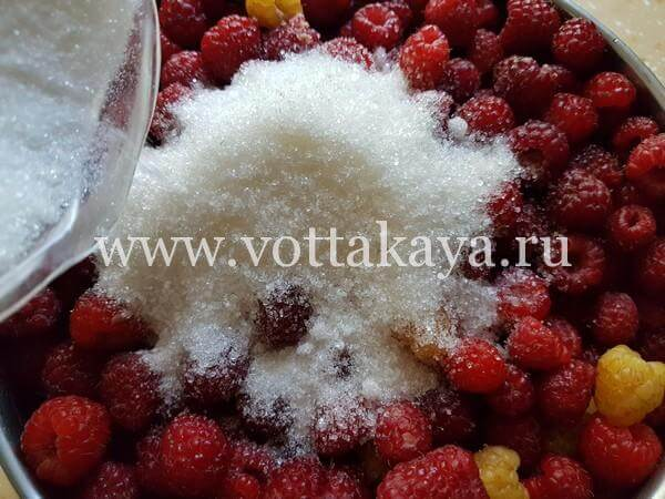 Варенье из малины на зиму: рецепты