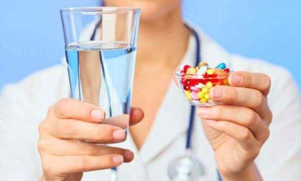 Лечение икоты таблетками
