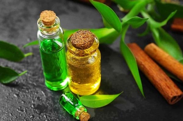 масло чайного дерева для ногтей